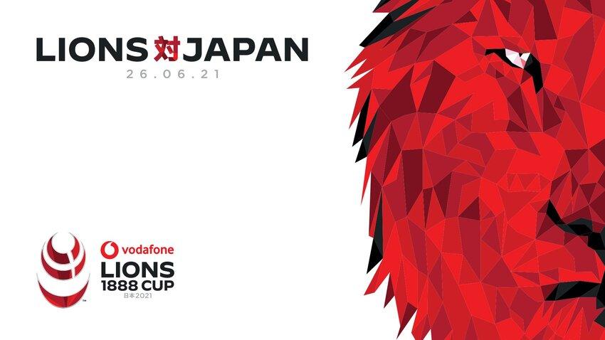 I Lions sfideranno il Giappone il 26 giugno 2021 - Facebook Lions