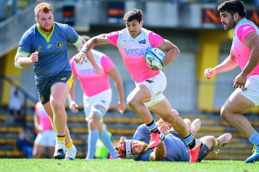 Tri Nations: Cubelli giocherà la prossima stagione con Western Force. Ph: Stuart Walmsley / Rugby Australia