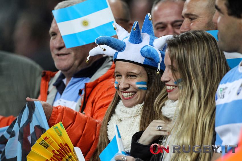 Argentina - la formazione per l'Australia