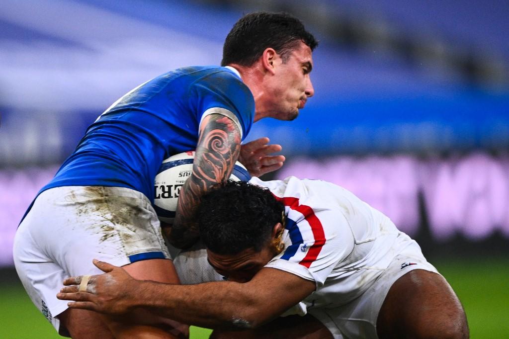 Sei Nazioni: si parte! Italia-Francia è il primo match del Torneo (Photo by Anne-Christine POUJOULAT / AFP)