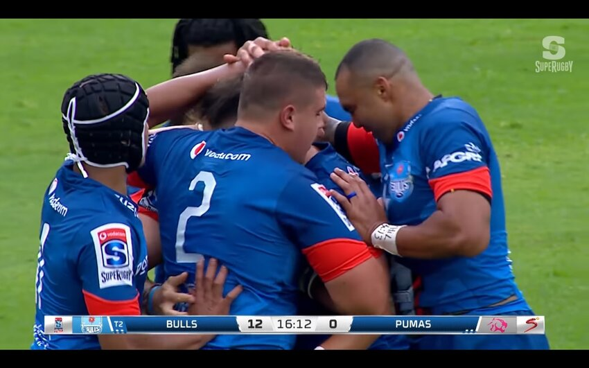 I Bulls hanno vinto la prima edizione del Super Rugby Unlocked