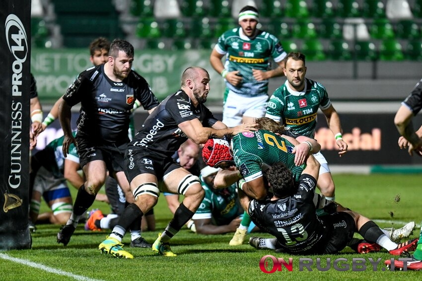 Benetton Rugby-Dragons