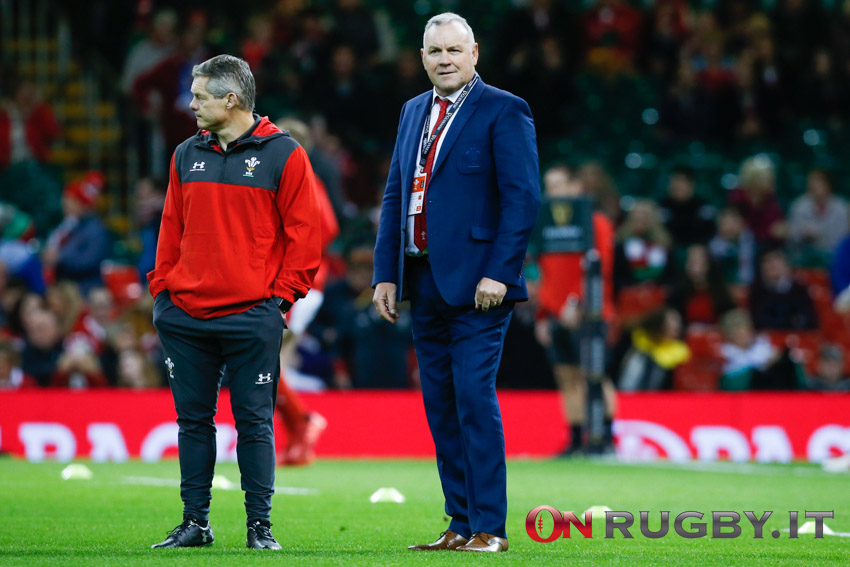 """Galles, Pivac verso i Test Match: """"Non vediamo l'ora di misurarci con gli All Blacks"""""""