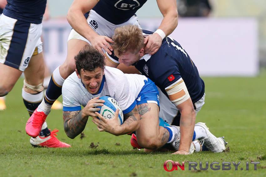dove vedere l'Italia del rugby in tv e in streaming - Autumn Nations Cup