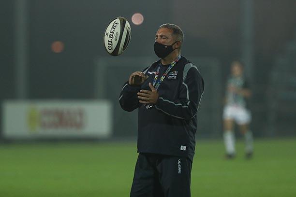 Michael Bradley - Zebre Rugby