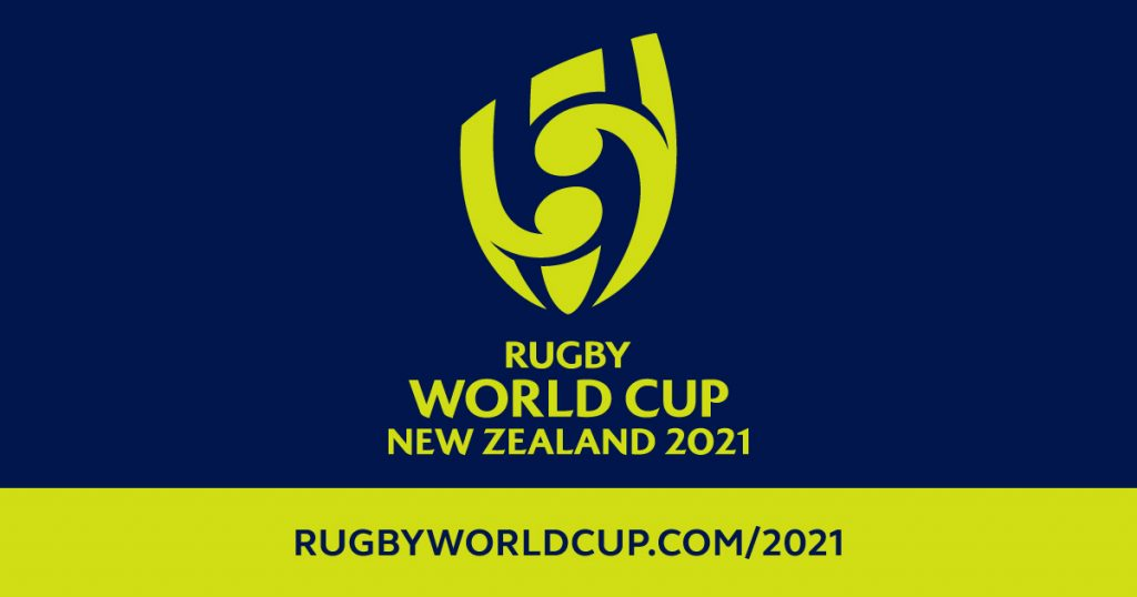 Rugby World Cup 2021 i gironi