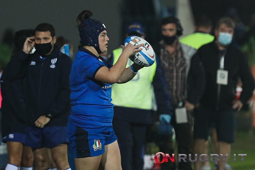 World Rugby ranking femminile, la classifica di fine 2020 - Melissa Bettoni
