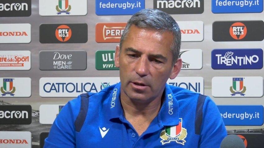Sei Nazioni: Franco Smith ha parlato delle sue scelte di formazione prima del match contro la Francia