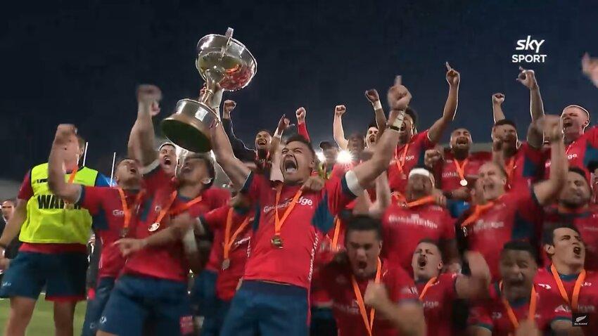 Tasman ha vinto la Mitre 10 Cup 2020
