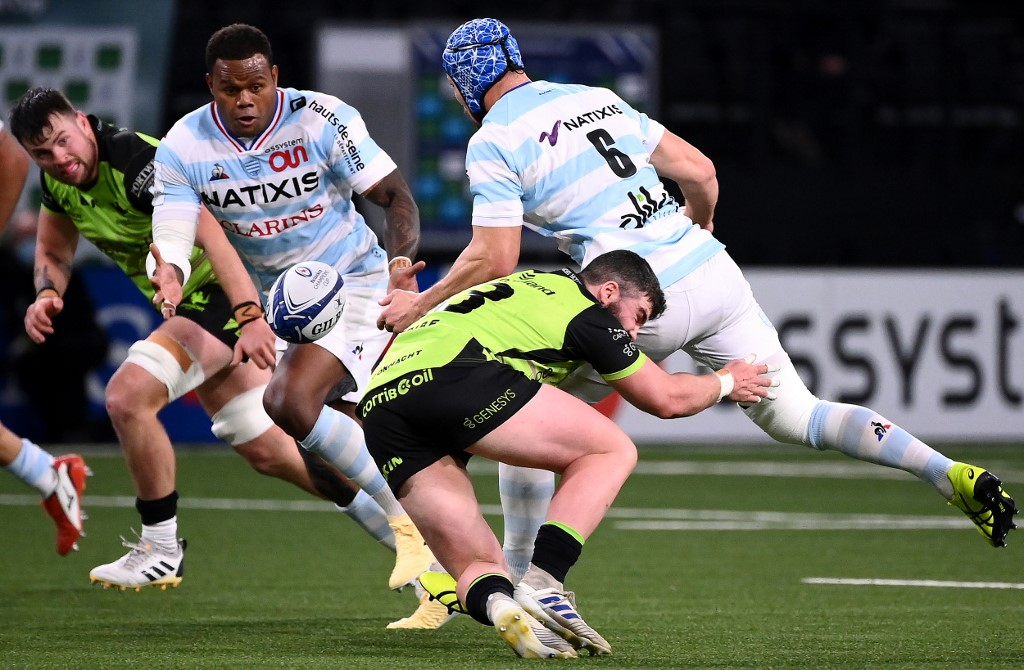 Champions Cup Racing92 Connacht