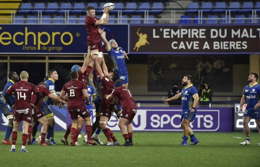 Champions Cup Clermont Munster