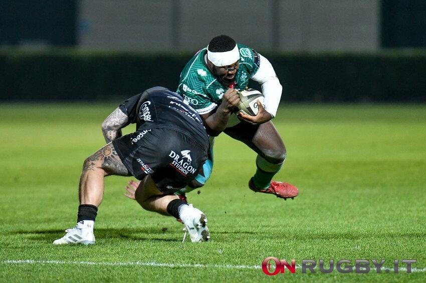 Benetton Rugby Cherif Traore