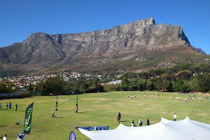 I campi da rugby più belli del mondo - Cape Town, Sudafrica