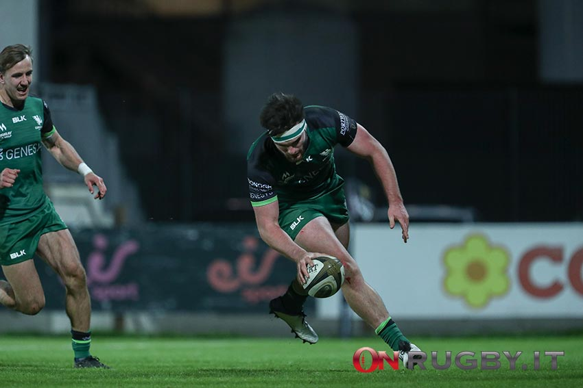 connacht leinster sconfitto