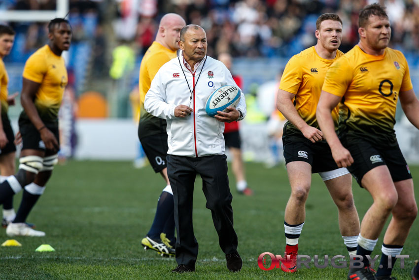 Eddie Jones Rugby World Cup 2023