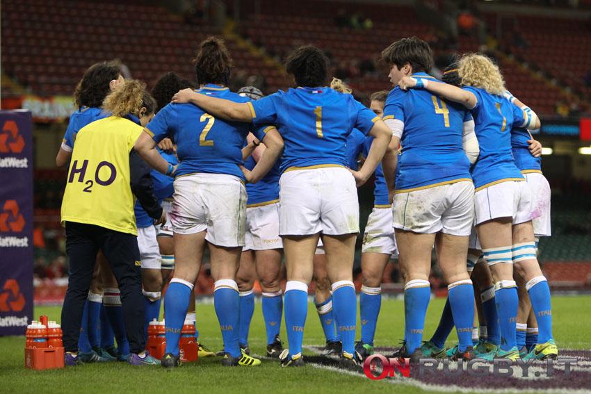 Sei Nazioni femminile: si avvicina per l'Italia il momento del debutto con l'Inghilterra ph. Sebastiano Pessina