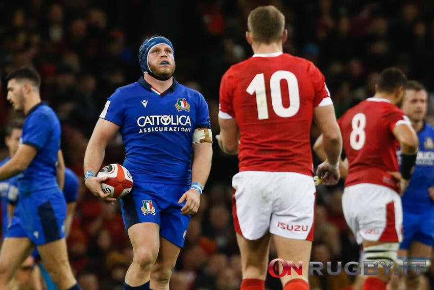Autumn Nations Cup: Galles-Italia chiude il 2020 azzurro - ph. Sebastiano Pessina
