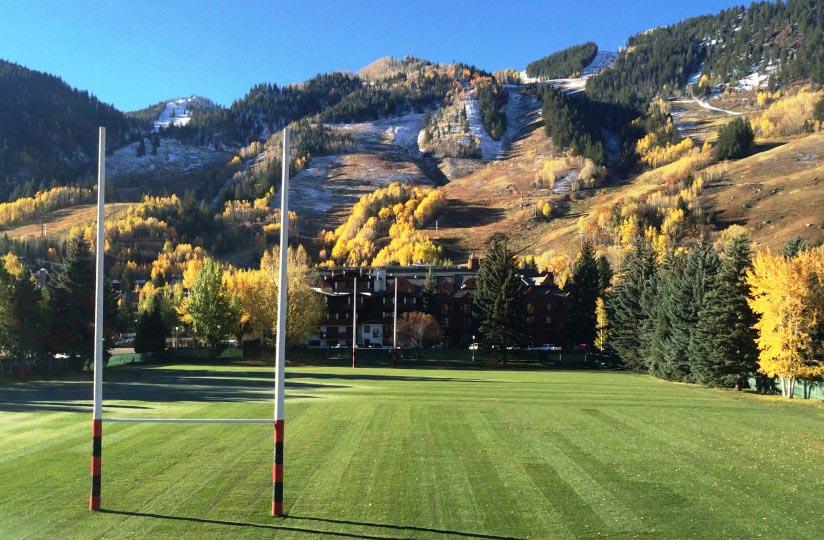 I campi da rugby più belli del mondo - Wagner Park, Aspen