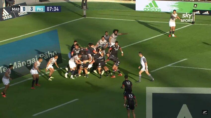 I Maori All Blacks hanno vinto la sfida giocata a Hamilton