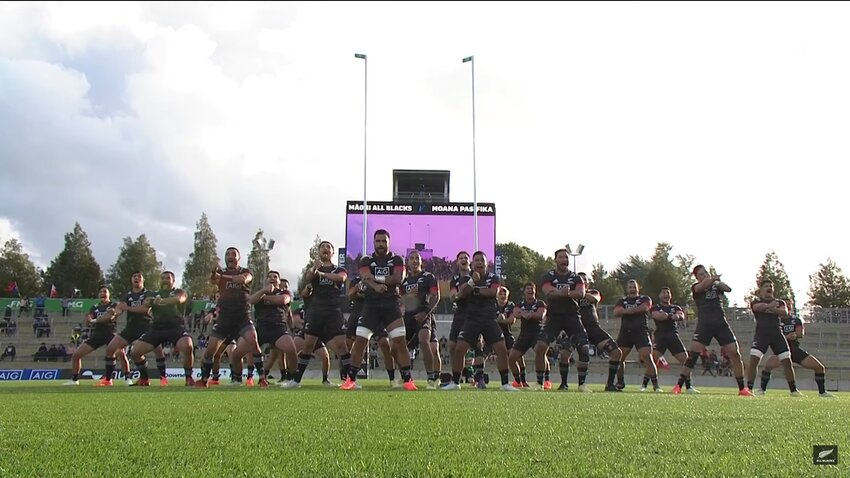 Ecco i Maori All Blacks che sfideranno Samoa in due test-match