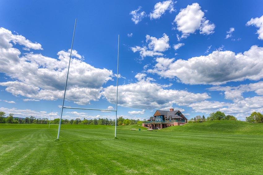 I campi da rugby più spettacolari del mondo - Brophy Field, New Hampshire, Stati Uniti