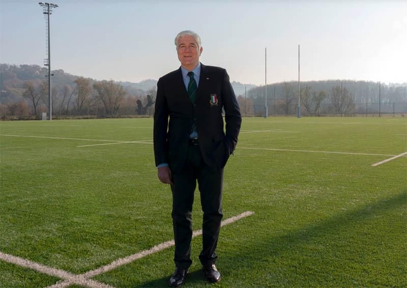 Marzio Innocenti candidato alla Presidenza della Federazione Italiana Rugby per Renovatio Italia Rugby