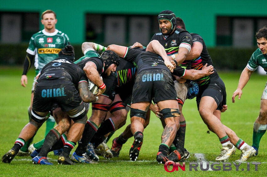 Pro14: due zebre nel team of the week