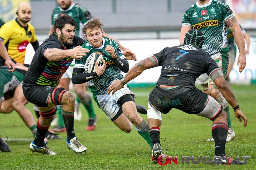 United Rugby Championship: Zebre e Benetton, le partite saranno in chiaro su Mediaset 20