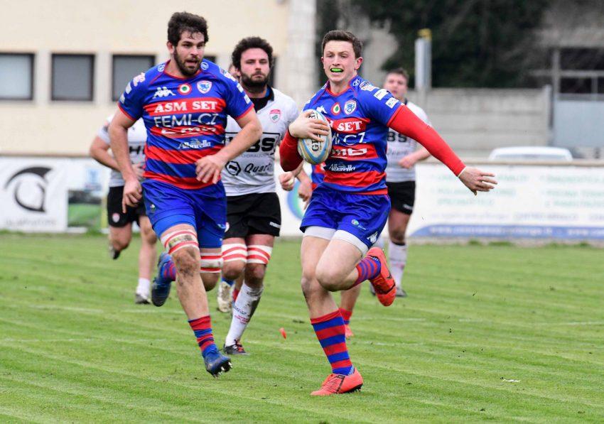 Top10: nei recuperi di questa settimana, Rovigo ospiterà la Lazio ph. Rugby Rovigo