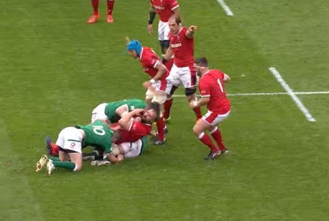 Sei Nazioni 2021: highlights Galles-Irlanda 21-16