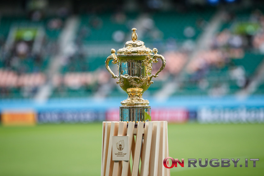 Rugby World Cup 2023 calendario