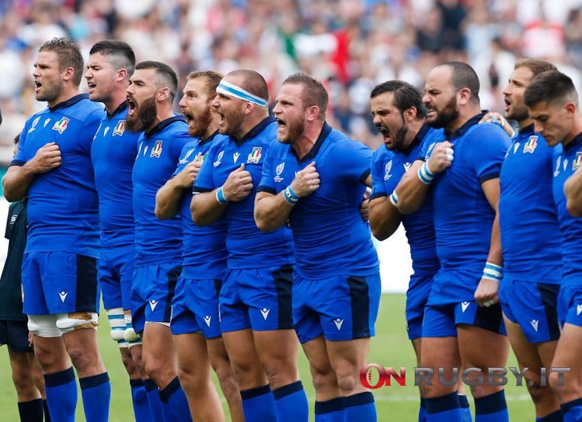 Rugby World Cup 2023 calendario e rosa