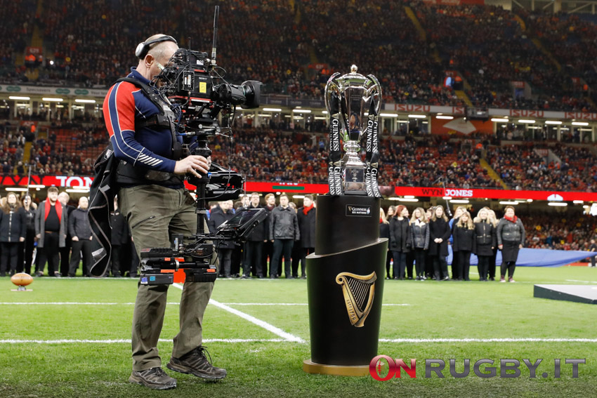 Rugby in diretta palinsesto tv e streaming del weekend dal 26 al 28 febbraio
