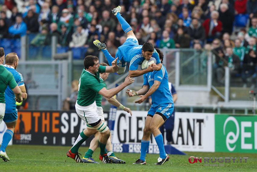 Italia Irlanda 2013