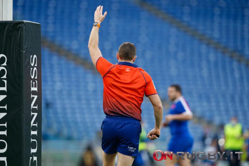 Rainbow Cup: scelto l'arbitro della finale Benetton Rugby-Bulls