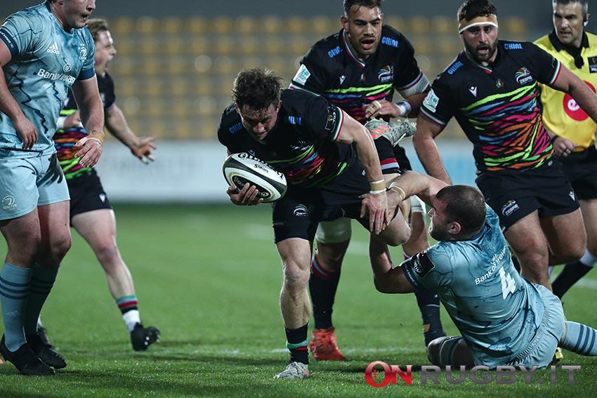 Pro14: gli highlights di Zebre-Leinster