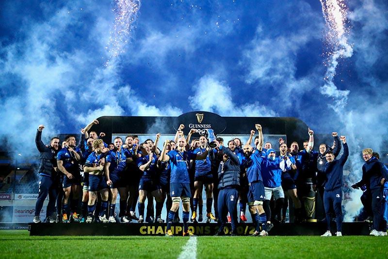 Leinster batte Munster e si aggiudica il Pro14 2020/21