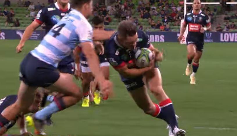 Highlights Rebels-Waratahs Super Rugby AU