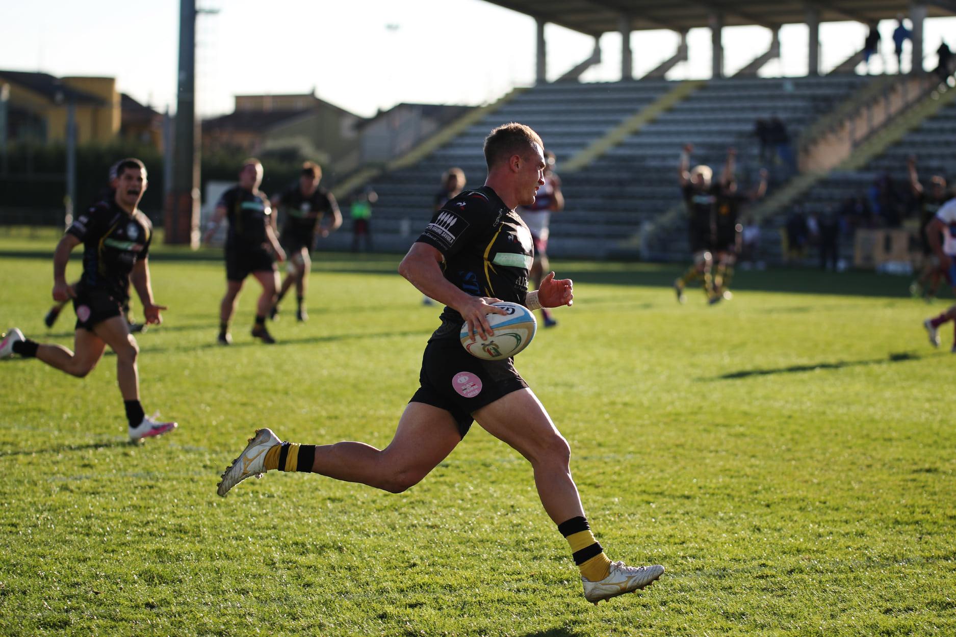 Importanti novità sulle condizioni di Ramiro Finco- ph. Viadana Rugby