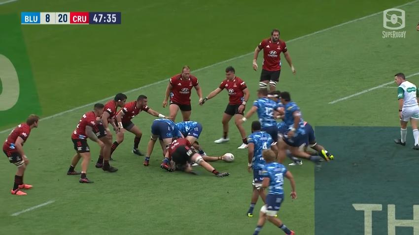 Super Rugby Aotearoa: i Crusaders hanno espugnato l'Eden Park di Auckland