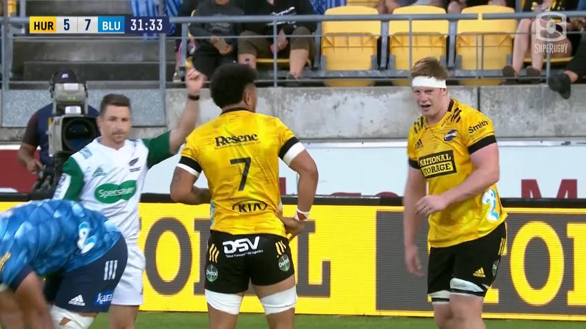 Super Rugby Aotearoa: Hurricanes e Blues hanno aperto il loro torneo sfidandosi a Wellington