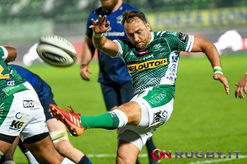 Challenge Cup, Benetton Rugby: la formazione che sfida il Montpellier nei quarti di finale