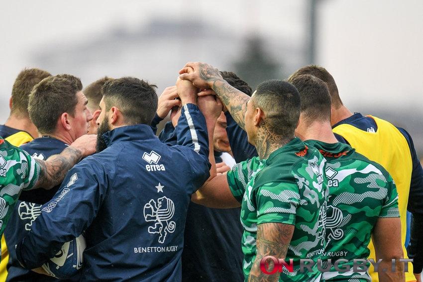 Benetton Rugby, il mercato per il 2021/2022: