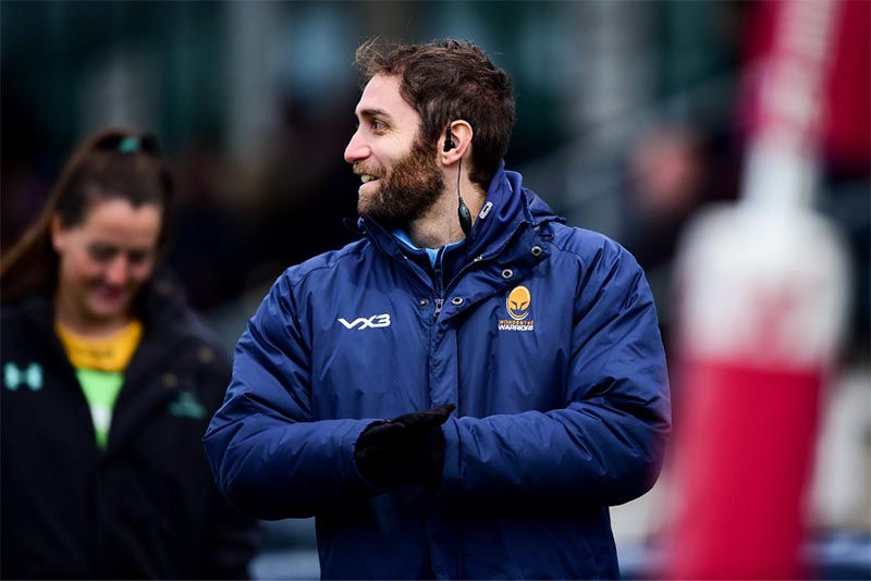 Francesco Dimundo Strength & Conditioning Coach per Worcester Warriors RFC