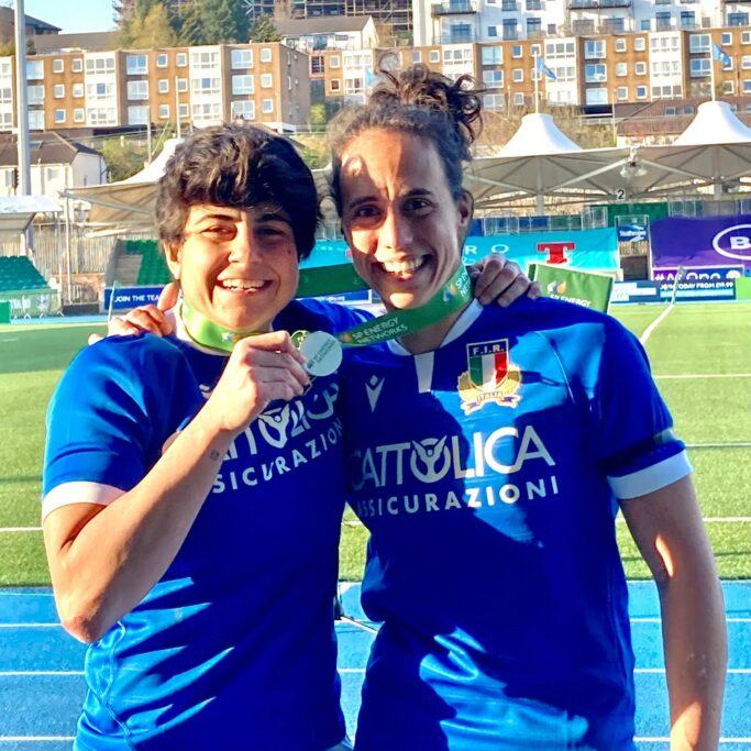 La formazione dell'Italia per la sfida contro l'Irlanda