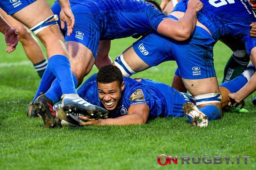 Leinster: un super acquisto in prima linea proveniente dal Super Rugby