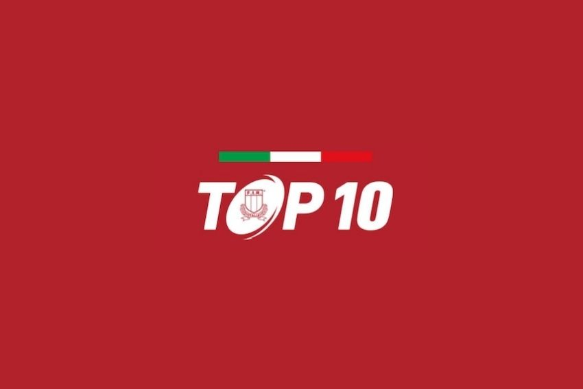 Top10: la diretta streaming di Calvisano-Valorugby