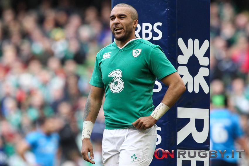 Simon Zebo torna in Irlanda: farà nuovamente parte del Munster