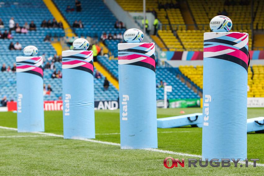 Stagione nuova, regole nuove: le sperimentazioni di World Rugby dall'1 agosto Ph. Sebastiano Pessina