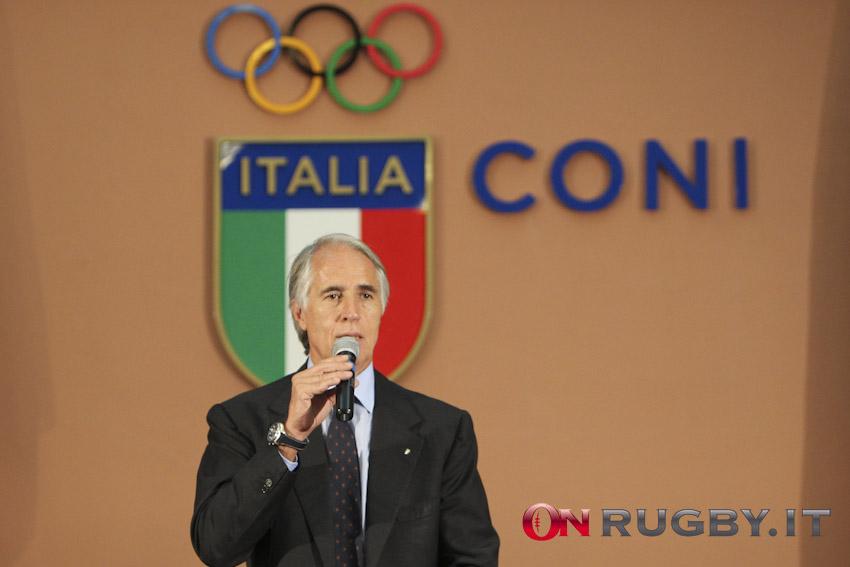 CONI: rieletto per la terza volta Giovanni Malagò. PH Sebastiano Pessina